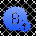 Profit Bitcoin Icon