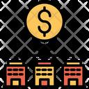 Profit Companies Business Profit Icon