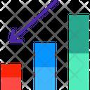 Profit Decrease Icon