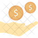 Profit Gain Donate Investment Icon