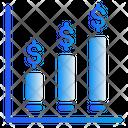 Sales Profit Increase Icon
