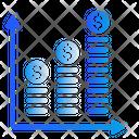 Profit Growht Increase Icon