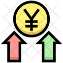 Profit Graph Growth Graph Increase Graph Icon