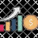 Profit Growth Graph Growth Icon