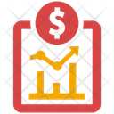Profit Report Business Business Report Icon