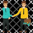 Partners Partnership Male Icon