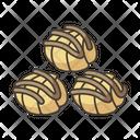 Profiteroles Icon
