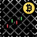 Profits Trade Bitcoin Icon