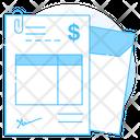 Proforma Invoice Icon