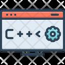 Program Scheme Plan Icon