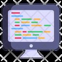Program Coding Icon