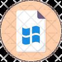 Program Document Icon