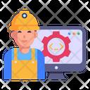 Program Engineer Icon