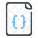 File Document Program Icon
