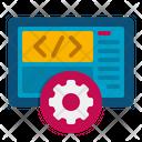 Program Interface Program Interface Interface Icon