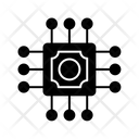 Programing Chip Programing Development Icon