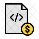 Programing Invoice Icon