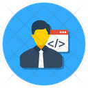 Programmer Developer Engineer Icon
