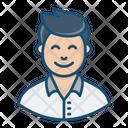 Web Developer Programmer Computer Specialist Icon