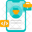 Programmer Profile User Icon