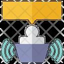 Programmer Communication Wireless Icon