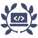 Programmer Badge Icon