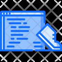 Sprint Programming Code Icon