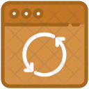 Programming Reload Page Icon