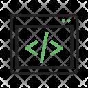 Programming Development Coding Icon