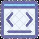 Development Application Idea Icon