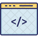 Programming Code Application Icon