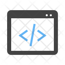 Programming Development Coding Icon