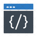 Coding Programming Web Icon