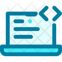 Programming Web Development Web Programming Icon