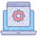 Programming Learning Code Icon