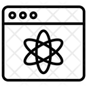 Programming Network Computing Icon