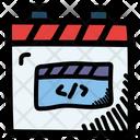 Programming Calendar Date Icon