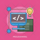Programming Code Technology Icon