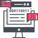 Programming Coding Development Icon