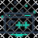 Programming Programming Language Developing Icon
