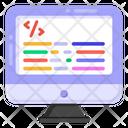 Coding Software Development Programming Icon