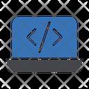 Programming Coding Computer Icon