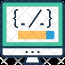 Programming Css Pencil Icon