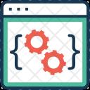 Programming Css Web Icon