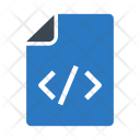 Programming Coding Files Icon