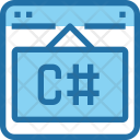 Programming Language C Icon