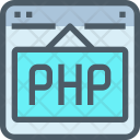 Programming Php Language Icon