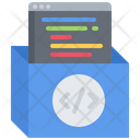 Programming Box Icon