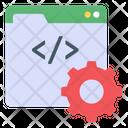 Programming Configuration Icon