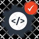 Programming Setting Programming Development Software Development Icon